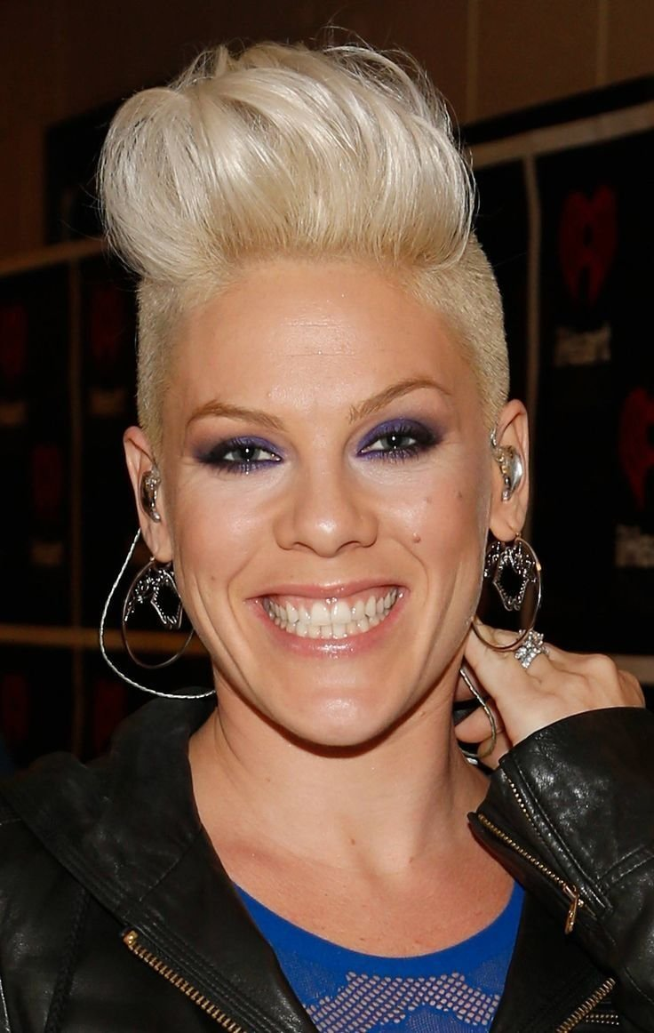 New 1000 Ideas About Singer Pink Hairstyles On Pinterest Ideas With Pictures