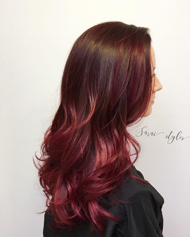 New 1000 Ideas About Cherry Cola Hair On Pinterest Cherry Ideas With Pictures