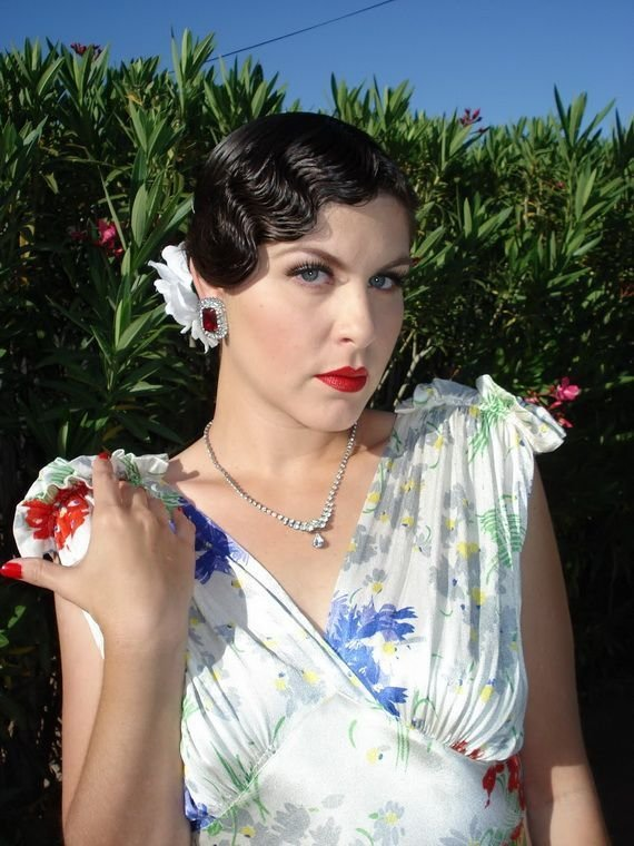 New 24 Best 1930S Hairstyles Images On Pinterest Ideas With Pictures