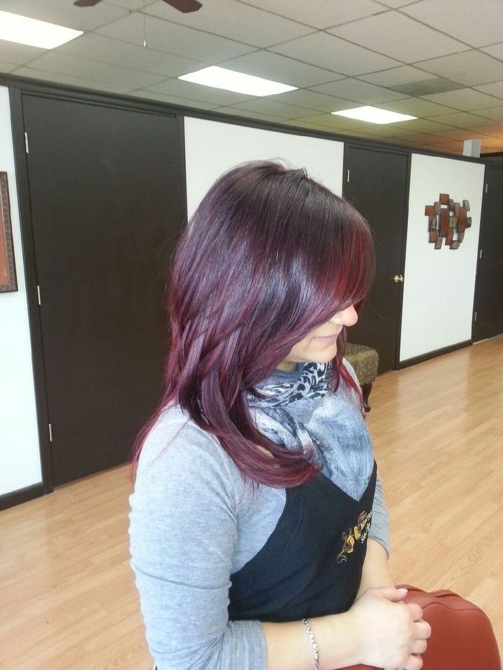 New Redken Shades Eq 3Rv And 3 Vr Equal Parts Chi Chromashine Ideas With Pictures
