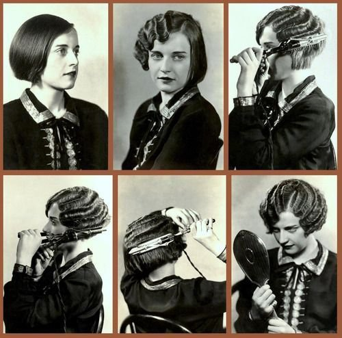 New The Marcel Wave Hair Tutorial 1920 S 1920S Pinterest Ideas With Pictures