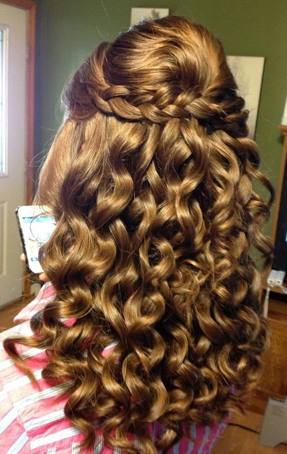 New Best 20 Curly Homecoming Hairstyles Ideas On Pinterest Ideas With Pictures
