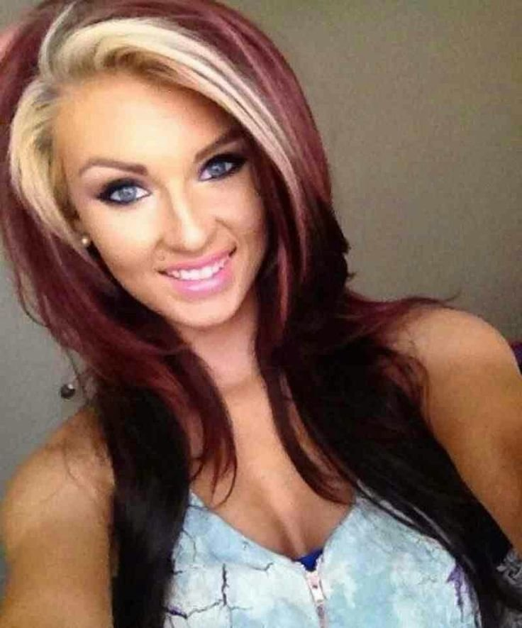 New Best 25 Two Toned Hair Ideas Only On Pinterest Ideas With Pictures