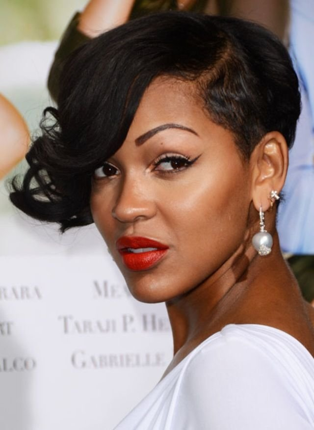 New Meagan Good Short Hairstyles Pinterest Ideas With Pictures