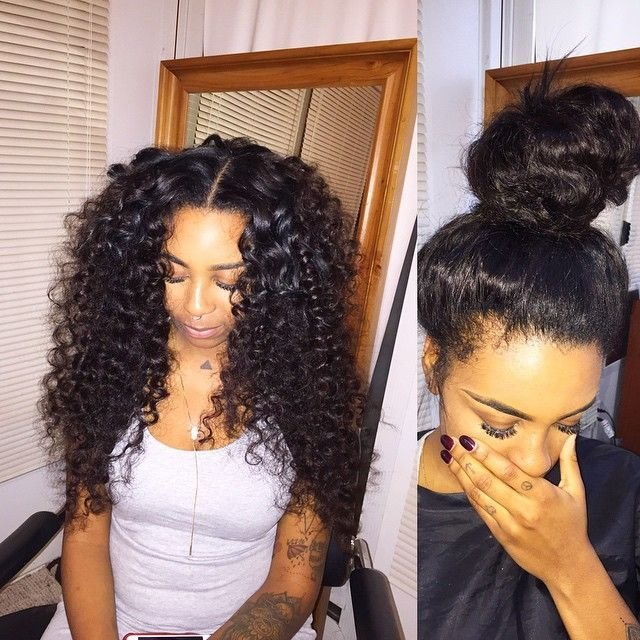 New 1000 Ideas About Curly Sew In On Pinterest Curly Sew In Ideas With Pictures