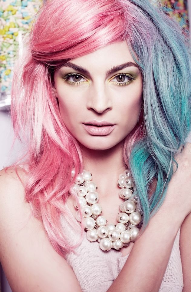 New 17 Best Ideas About Weird Hair Colors On Pinterest Awesome Hair Color Amazing Hair Color And Ideas With Pictures