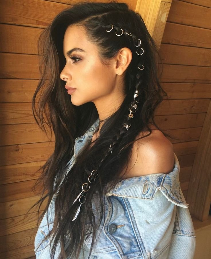 New 25 Best Ideas About Gypsy Hairstyles On Pinterest Gypsy Ideas With Pictures
