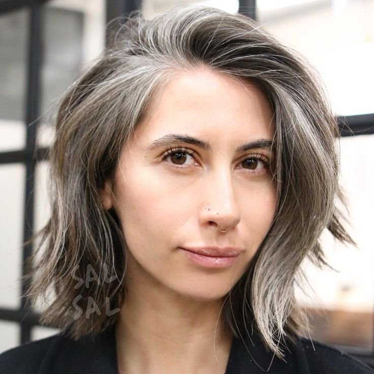 New 25 Best Ideas About Going Gray On Pinterest Gray Hair Ideas With Pictures