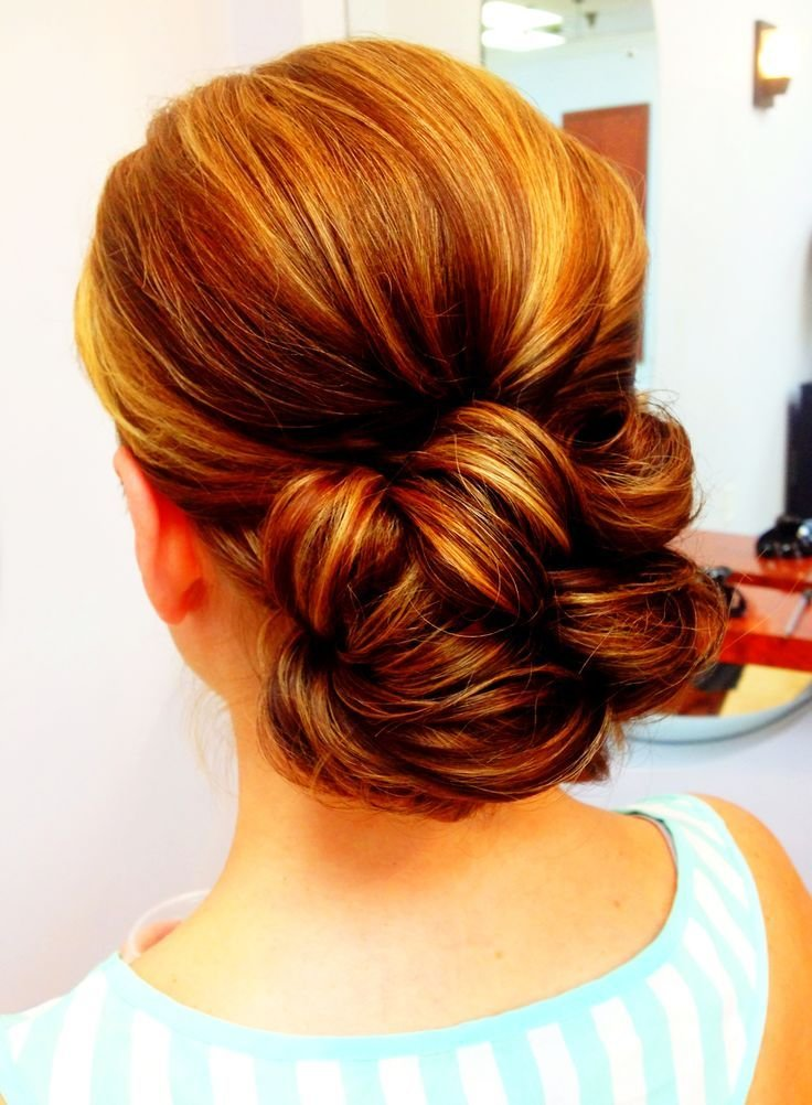 New Simple Wedding Updo Wedding Hair Pinterest Simple Ideas With Pictures