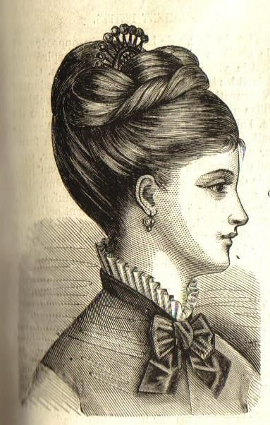 New 83 Best 19Th Century Hair Images On Pinterest Ideas With Pictures