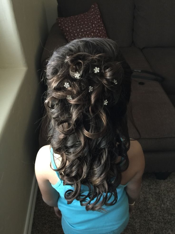 New 25 Best Ideas About Little Girl Updo On Pinterest Ideas With Pictures