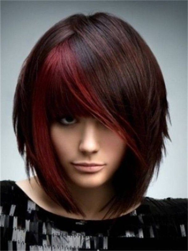 New Funky Hair Color Hair Color Ideas For Brunettes Cool Ideas With Pictures