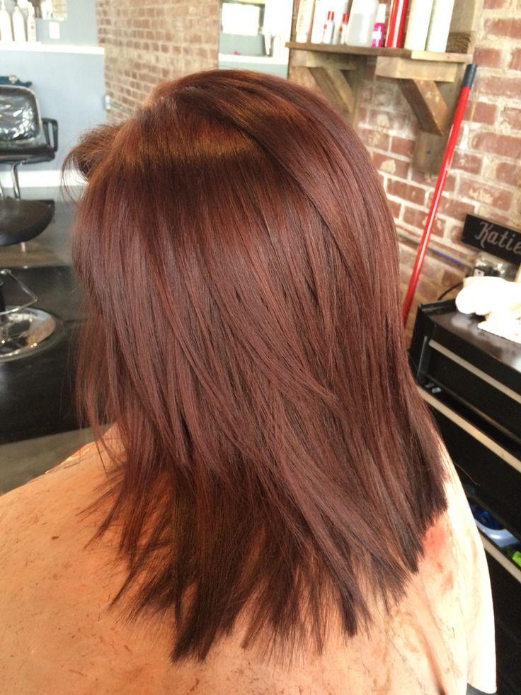 New Best 25 Mahogany Brown Hair Color Ideas On Pinterest Ideas With Pictures