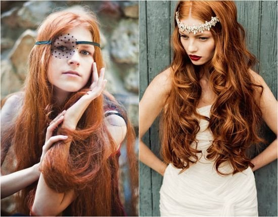 New Long Hairstyles For Girls With Orange Hair Extension Clip Ideas With Pictures