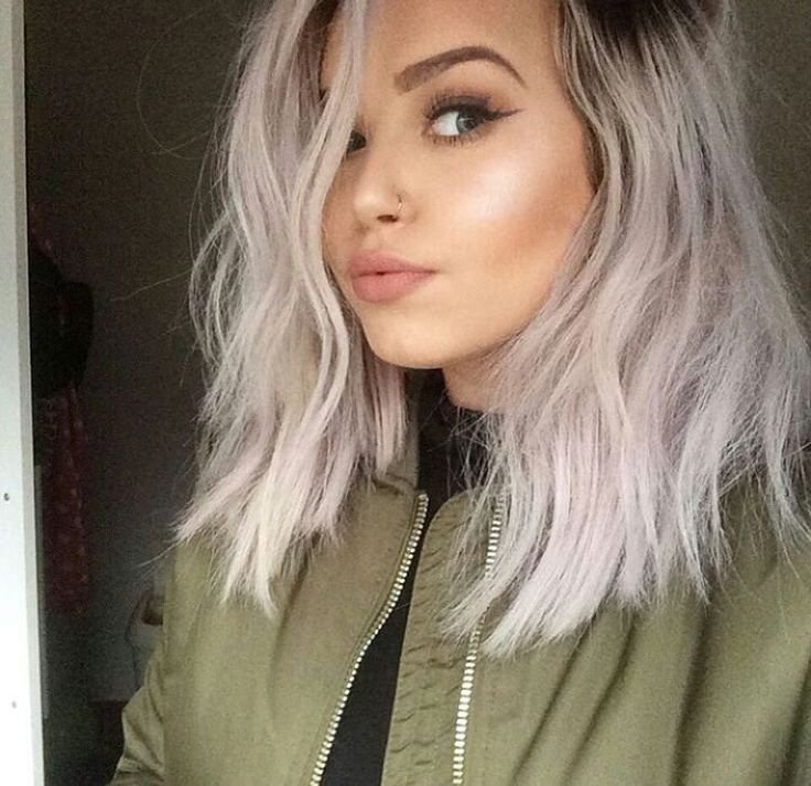 New 17 Best Ideas About Silver Hair Dye On Pinterest Silver Ideas With Pictures