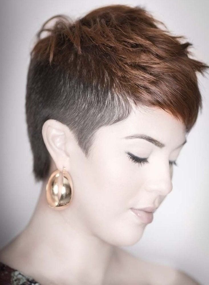 New Short Hairstyles Short Haircuts Shaved Side Short Shaved Ideas With Pictures
