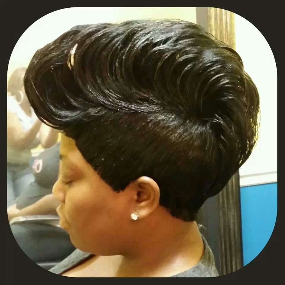 New 27 Piece Mohawk Hair Pinterest Mohawks Quick Weave Ideas With Pictures