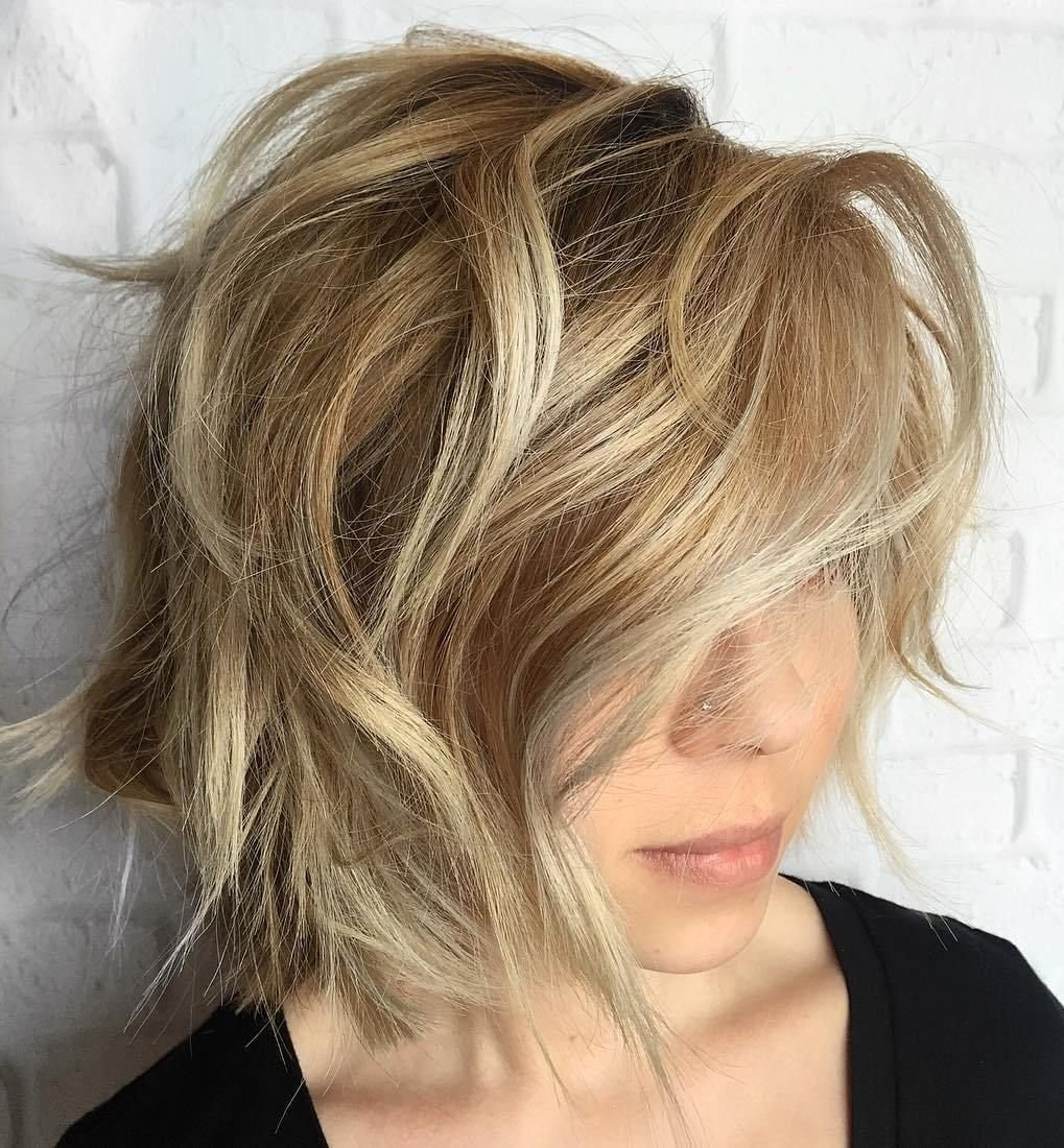 New 100 Mind Blowing Short Hairstyles For Fine Hair Bobs Ideas With Pictures