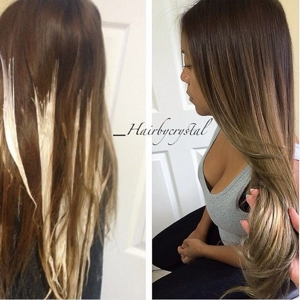 New How To Balayage Your Own Hair Using The Freestyle Method Ideas With Pictures