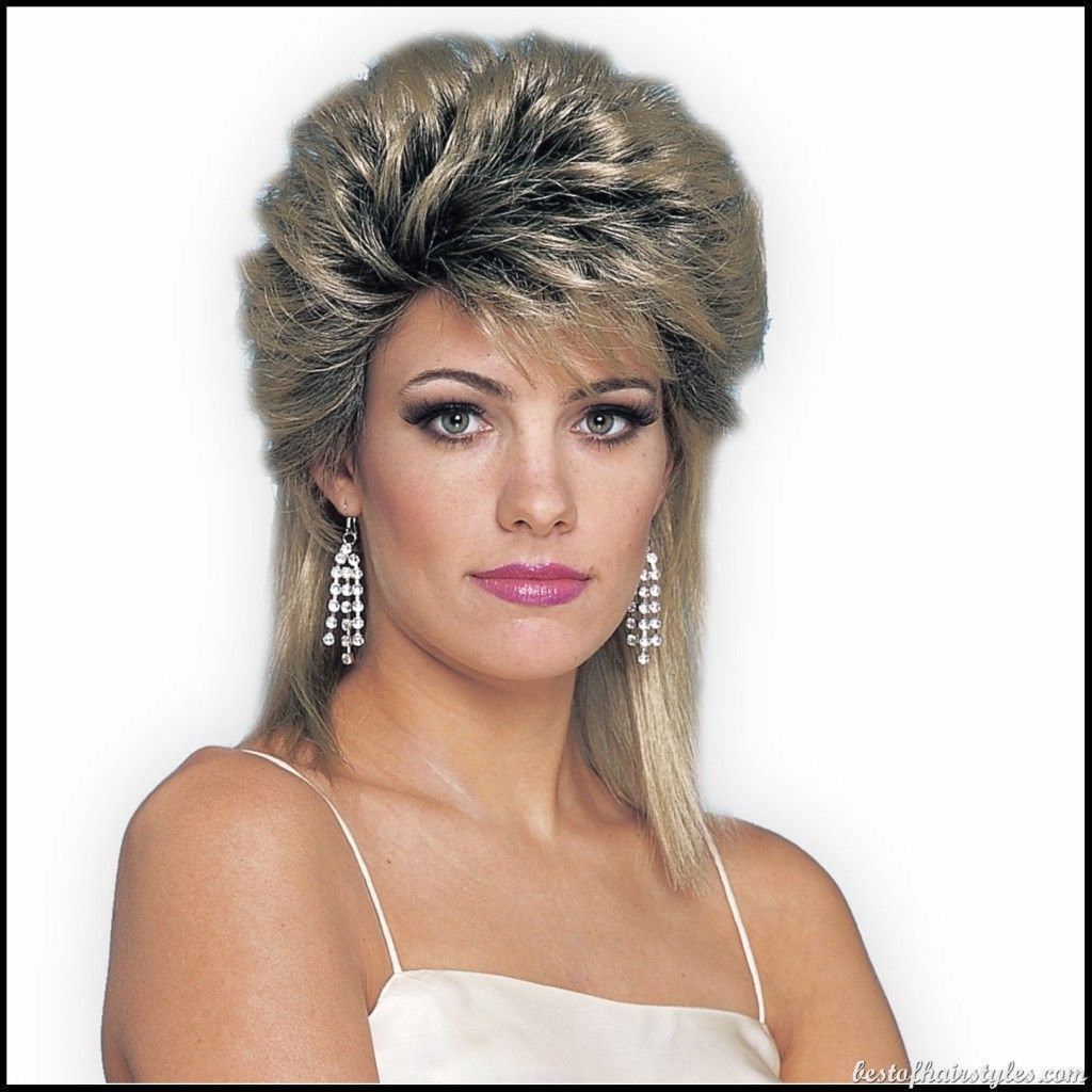 New 80S Hairstyles For Short Hair All Hairstyle Retro 80 S Ideas With Pictures
