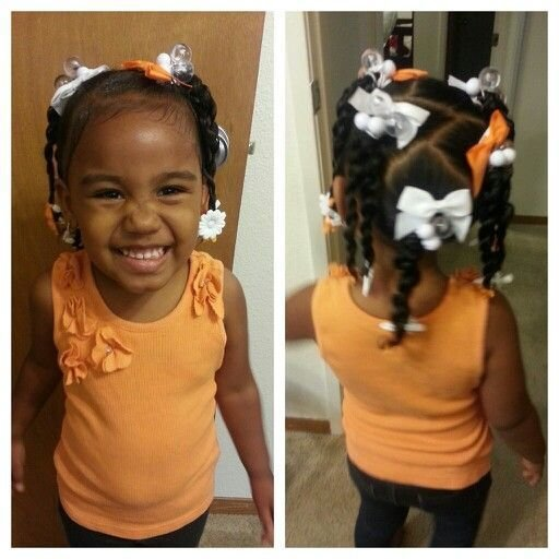 New 2 Year Old Black Baby Hairstyles Hair Ideas With Pictures