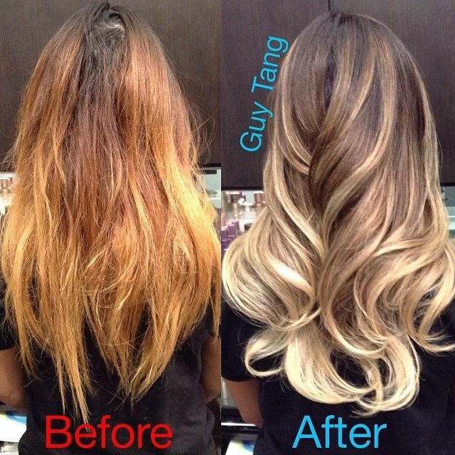 New From Ratchet Brassy Orange Hair To Signature Sensational Ideas With Pictures