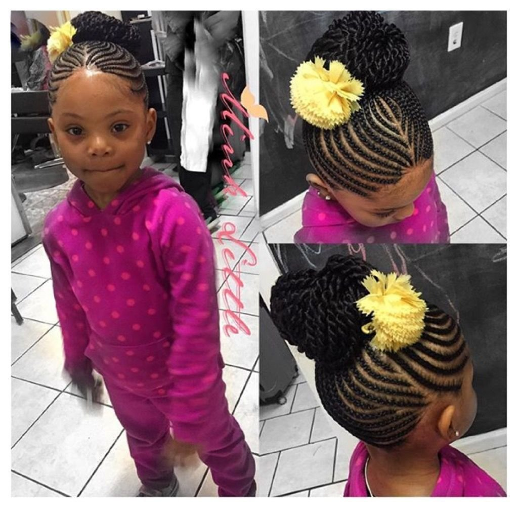 New Kids Styles Hairstyles For Little Girls Pinterest Ideas With Pictures