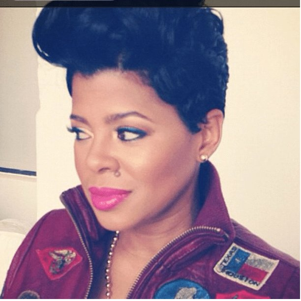 New Thr Hair Crush Love Hip Hop S Chrissy Lampkin Ideas With Pictures