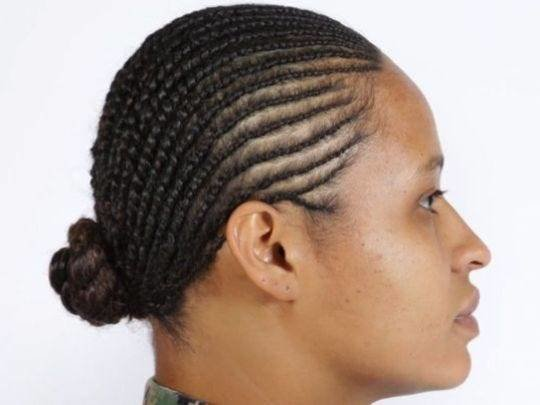 New Marines Relax Rules On Lock Twist Hairstyles Ideas With Pictures