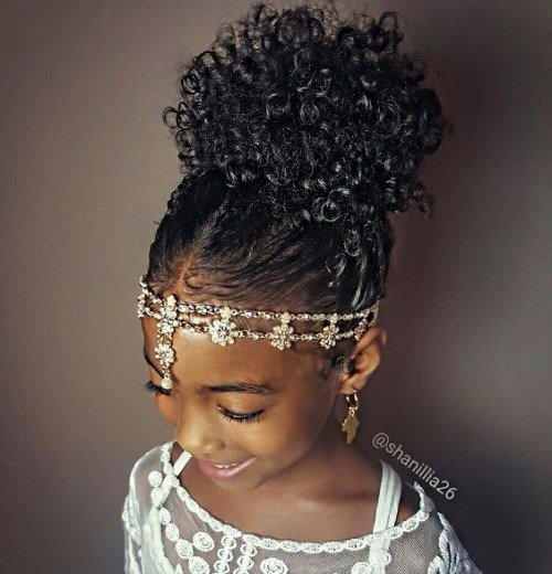 New 40 Cute Hairstyles For Black Little Girls Herinterest Com Ideas With Pictures