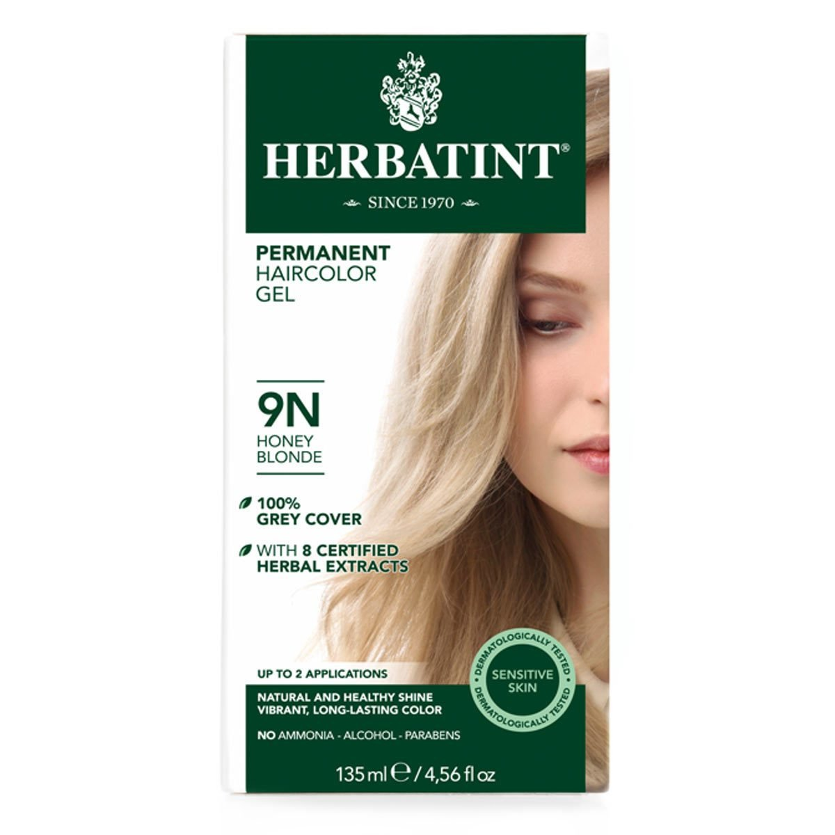 New Herbatint 9N Honey Blonde Permanent Hair Color Gel 12002 Ideas With Pictures
