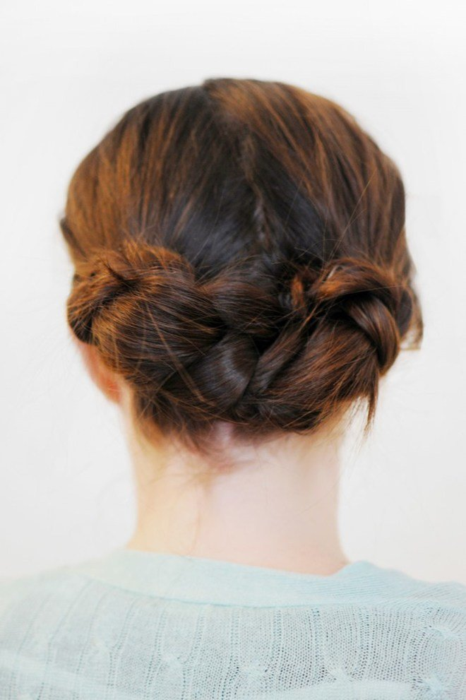 New Easy Updo S That You Can Wear To Work Women Hairstyles Ideas With Pictures