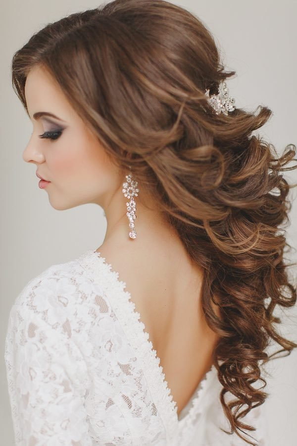 New The Most Beautiful Wedding Hairstyles To Inspire You Ideas With Pictures
