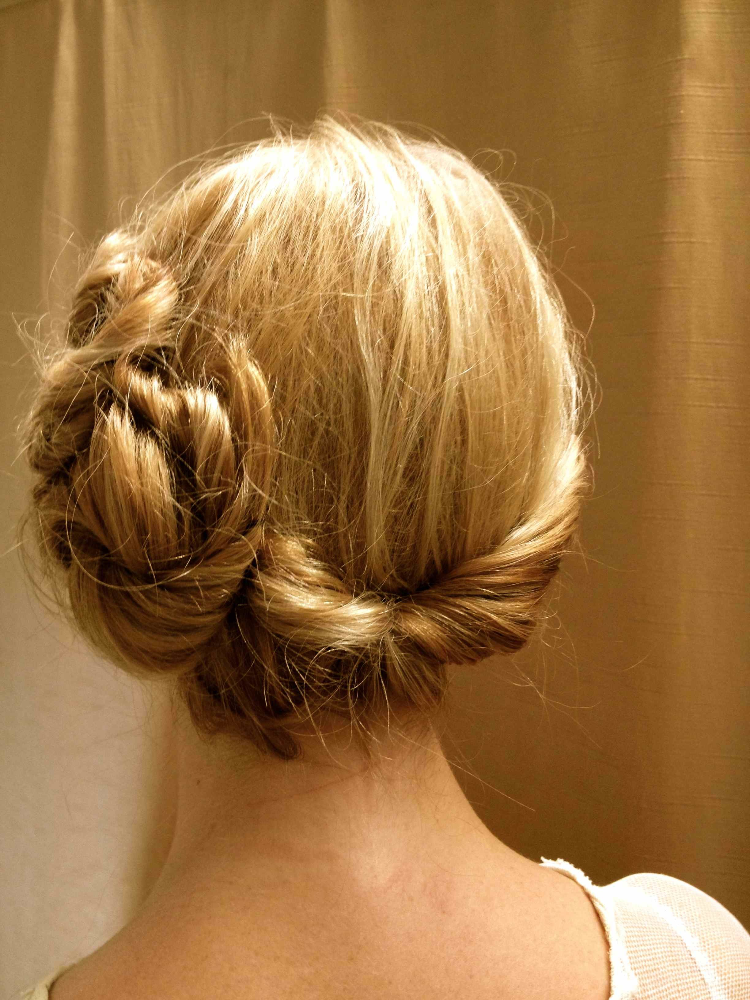 New 20 Easy Updo Hairstyles For Long Hair Magment Ideas With Pictures