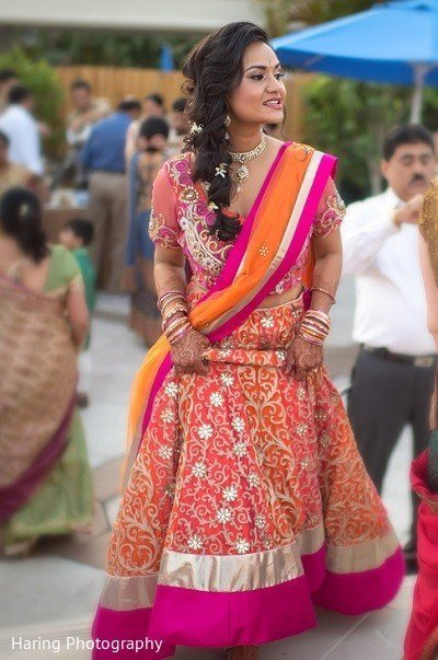 New Safety Harbor Fl Indian Fusion Wedding By Haring Ideas With Pictures
