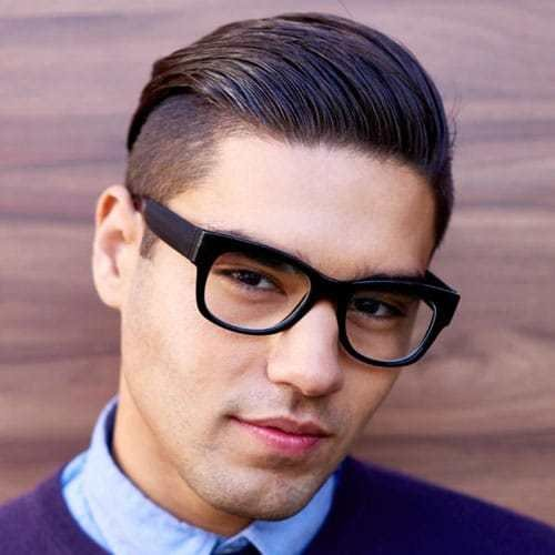 New Slicked Back Hairstyles Men S Hairstyles Haircuts 2017 Ideas With Pictures