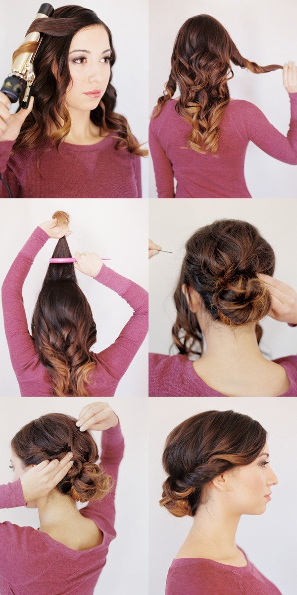 New Wedding Hairstyles For Medium Hair Tutorial Once Wed Ideas With Pictures