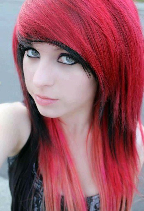 New Emo Hairstyles For Girls Latest Popular Emo Girls Ideas With Pictures