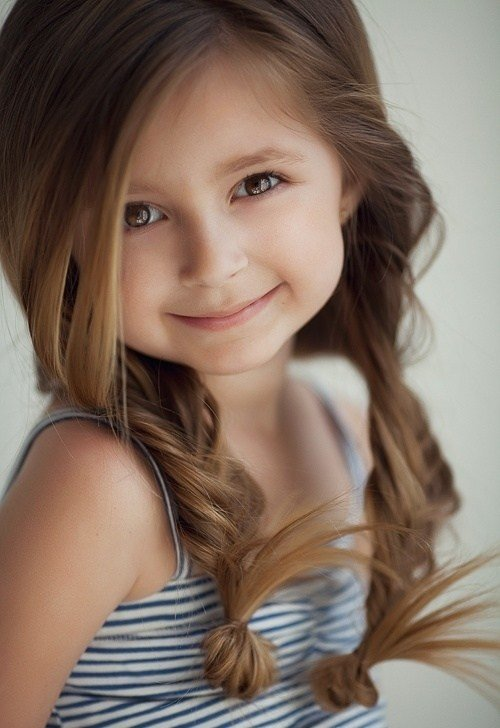 New 25 Cute Hairstyles With Tutorials For Your Daughter Ideas With Pictures