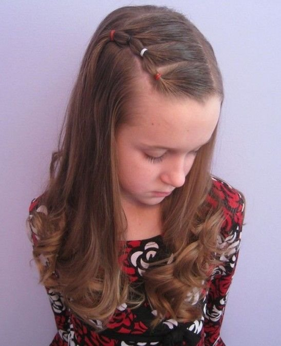 New 14 Cute And Lovely Hairstyles For Little Girls Pretty Ideas With Pictures