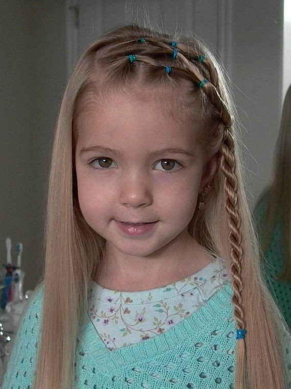 New 17 Super Cute Hairstyles For Little Girls Pretty Designs Ideas With Pictures
