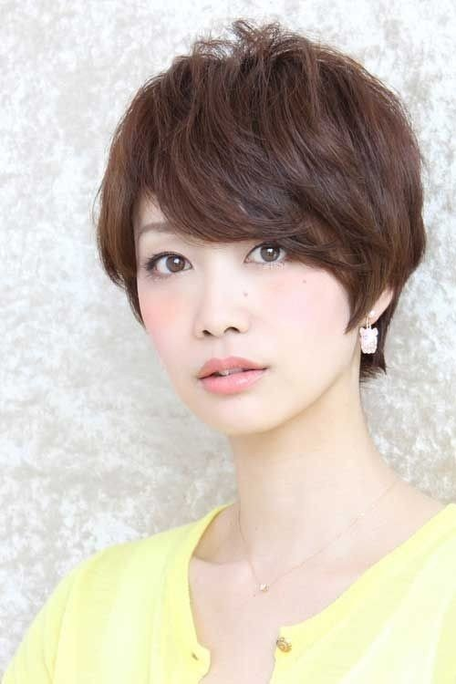 New 20 Popular Short Hairstyles For Asian Girls Pretty Designs Ideas With Pictures