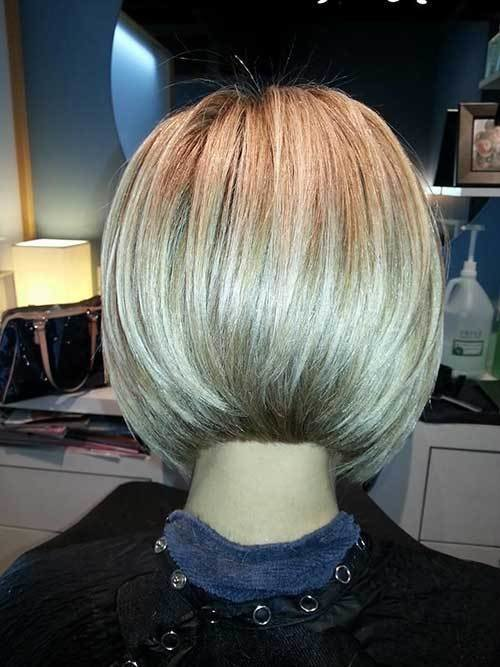 New 15 Back Of Bob Hairstyles Bob Hairstyles 2018 Short Ideas With Pictures