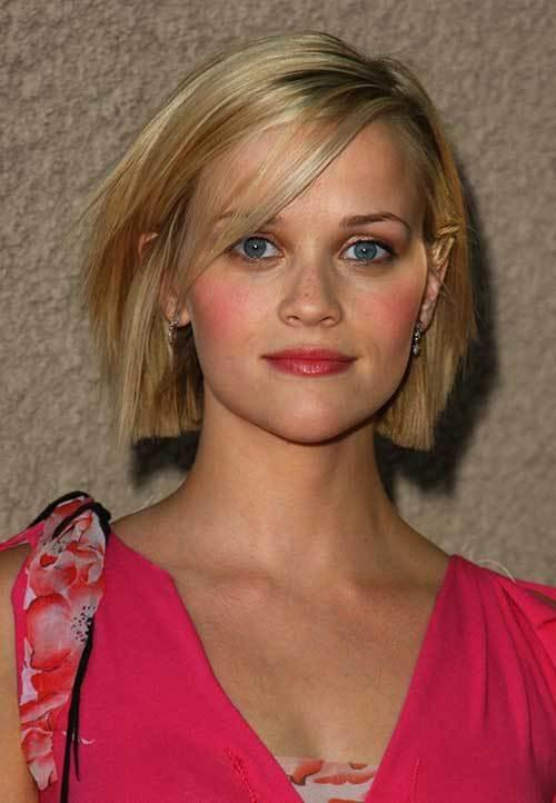 New 30 Super Bob Haircuts For Round Faces Bob Hairstyles Ideas With Pictures