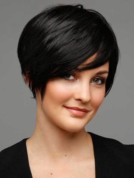 New Short Straight Hairstyles Short Hairstyles 2017 Ideas With Pictures