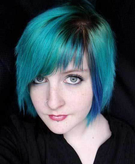New 20 Cute Hair Colors For Short Hair Short Hairstyles 2018 Ideas With Pictures