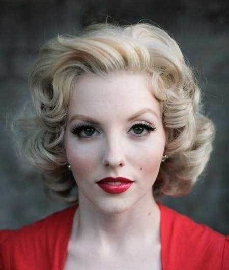 New Vintage Hairstyles Short Hair Short Hairstyles 2018 Ideas With Pictures