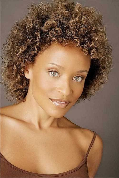 New 15 Easy Hairstyles For Short Curly Hair Short Hairstyles Ideas With Pictures