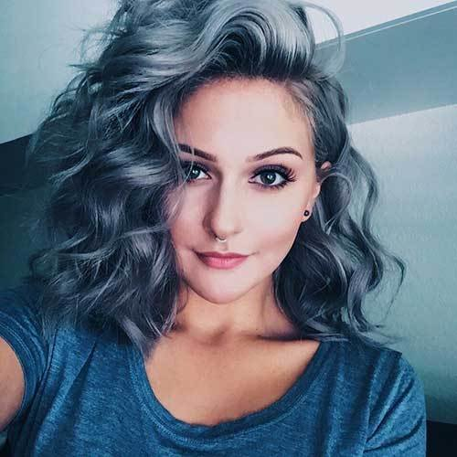 New 20 Nice Hair Color For Short Hair Short Hairstyles 2017 Ideas With Pictures