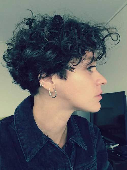 New Gorgeous Short Curly Hair Ideas You Must See Short Ideas With Pictures
